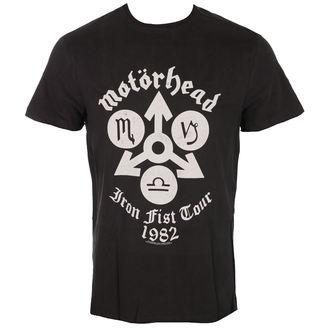 tricou stil metal bărbați Motörhead - IRON FIST TOUR - AMPLIFIED, AMPLIFIED, Motörhead