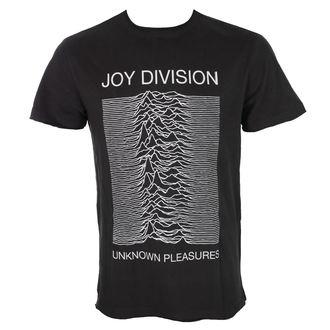 tricou stil metal bărbați Joy Division - UNKNOWN PLEASURES - AMPLIFIED, AMPLIFIED, Joy Division