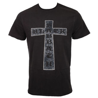 tricou stil metal bărbați Black Sabbath - CROSS - AMPLIFIED, AMPLIFIED, Black Sabbath