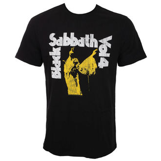 Tricou bărbaţi BLACK The SABAT - BLACK - AMPLIFIED, AMPLIFIED, Black Sabbath