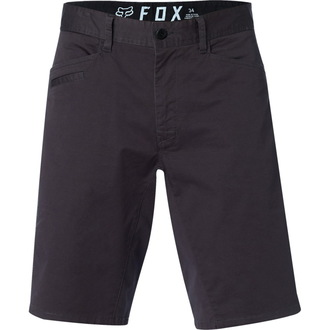 Pantaloni bărbătești scurți FOX - Stretch Chino - Black Vintage, FOX