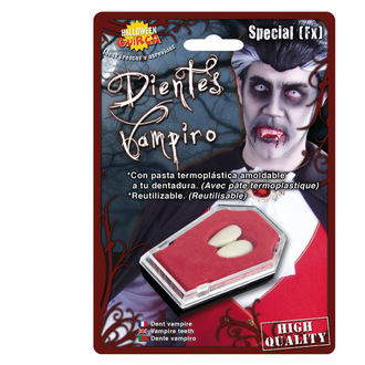 Dinți vampir Horror Halloween SMALL Fangs- 2182, NNM