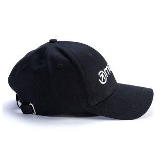 Șapcă MEATFLY - COACH CURVE PEAK A - BLACK, MEATFLY