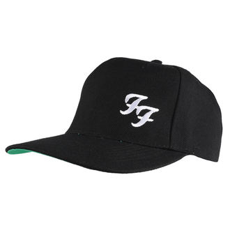 Şapcă FOO FIGHTERS - LOGO 2015 - PLASTIC HEAD, PLASTIC HEAD, Foo Fighters