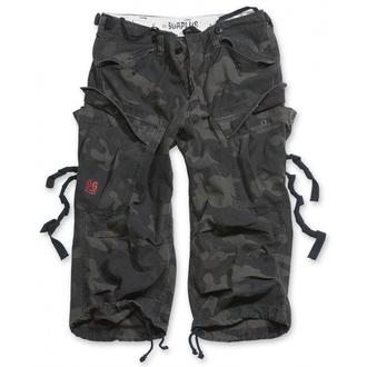 Pantaloni scurți 3/4 bărbați SURPLUS - Vintage - NIGHTCAMO, SURPLUS