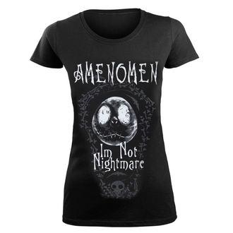 tricou hardcore femei - I'M NOT NIGHTMARE - AMENOMEN, AMENOMEN