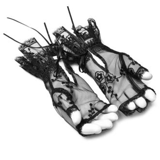 Mănuși fără degete/ acoperitoare încheietură PUNK RAVE - Gothic Lily, PUNK RAVE