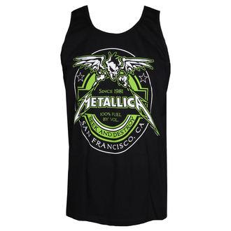 Maieu bărbătesc Metallica - 100% Fuel - Black, NNM, Metallica