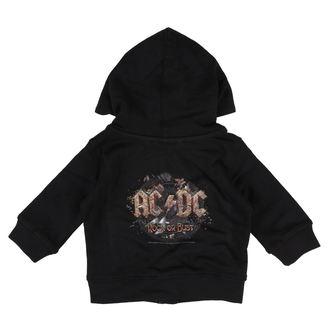hanorac cu glugă bărbați AC-DC - Rock or bust - Metal-Kids, Metal-Kids, AC-DC