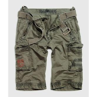 pantaloni scurți bărbați SURPLUS - REGAL PANTALONI SCURTI - OLIV, SURPLUS