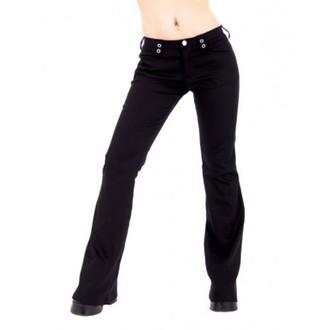 pantaloni femei Aderlass - Infricosator Hipster dril Negru, ADERLASS