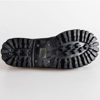 cizme piele femei - STEEL - 101/102 Black