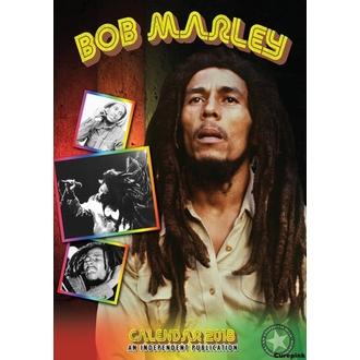 Calendar anul 2018 BOB MARLEY, Bob Marley