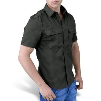 cămaşă SURPLUS - 1/2 Vintage Shirt - Negru, SURPLUS