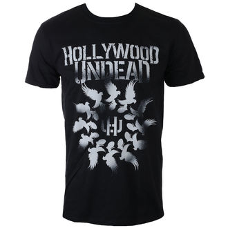 tricou stil metal bărbați Hollywood Undead - DOVE GRENADE SPIRAL - PLASTIC HEAD, PLASTIC HEAD, Hollywood Undead