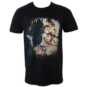tricou stil metal bărbați Hollywood Undead - FIVE - PLASTIC HEAD, PLASTIC HEAD, Hollywood Undead