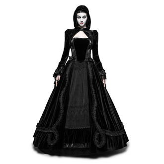 Rochie damă PUNK RAVE - Lady Amaranth Gothic wedding, PUNK RAVE
