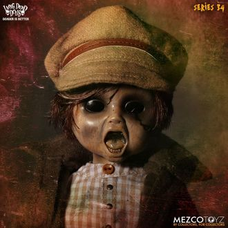 Păpuşă Living Dead Dolls - The Time Has Come To Tell The Tale - Tommy Knocker, LIVING DEAD DOLLS