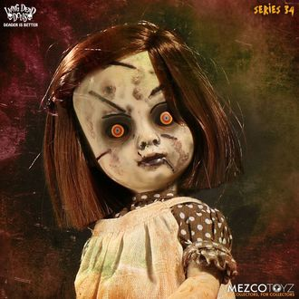 Păpuşă Living Dead Dolls - The Time Has Come To Tell - Ash Lee, LIVING DEAD DOLLS