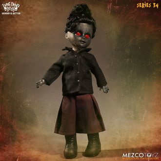 Păpuşă Living Dead Dolls - The Time Has Come To Tell The Tale - Soot, LIVING DEAD DOLLS