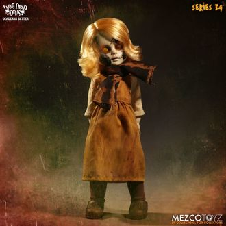 Păpuşă - Living Dead Dolls - The Time Has Come To Tell The Tale - Canary, LIVING DEAD DOLLS