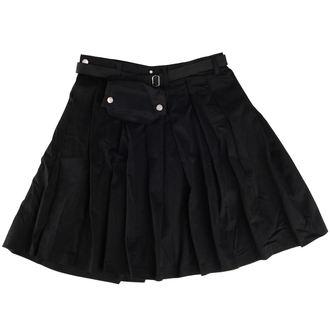 Kilt (fustanelă) Black Pistol - Short Kilt Denim Black, BLACK PISTOL