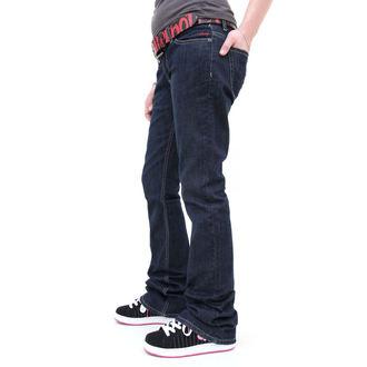 pantaloni femei (blugi) Etnies - bootat, ETNIES