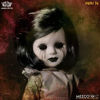 Păpuşă Living Dead Dolls - The Time Has Come To Tell The Tale - Coalets, LIVING DEAD DOLLS
