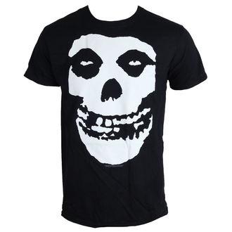 tricou stil metal bărbați Misfits - Skull - LIVE NATION, LIVE NATION, Misfits