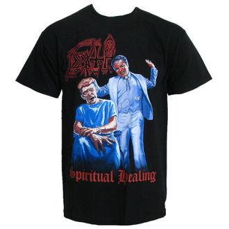 tricou stil metal bărbați Death - Spiritual Healing - RAZAMATAZ, RAZAMATAZ, Death