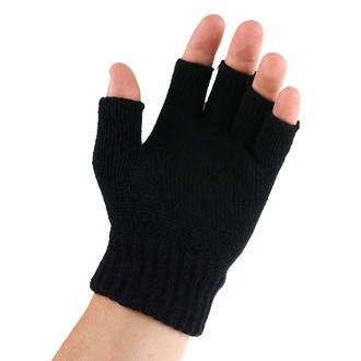 mănuși fără degete misfits - misfits Logo și satana, RAZAMATAZ, Misfits