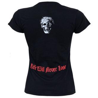 tricou stil metal femei Death - - RAZAMATAZ, RAZAMATAZ, Death
