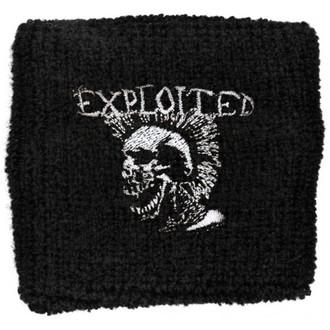 wristband Exploatat - Mohican Craniu, RAZAMATAZ, Exploited