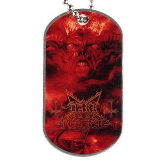 guler 'câine etichetă' Întuneric Înmormântare - Angelus Exuro pentru ETERNUS, RAZAMATAZ, Dark Funeral