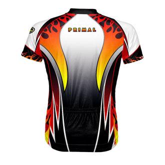 jerseu ciclism PRIMAL PURTA - Infern, PRIMAL WEAR