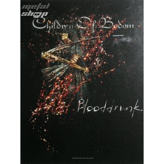 steag copii de Bodom - Blooddrunk, HEART ROCK, Children of Bodom