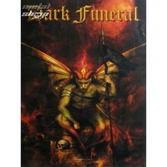 steag Întuneric Înmormântare - Belial, HEART ROCK, Dark Funeral