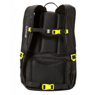 Rucsac MEATFLY - BASEJUMPER D - Black, MEATFLY