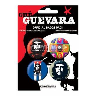 insigne Che Guevara - BP80105, PYRAMID POSTERS, Che Guevara