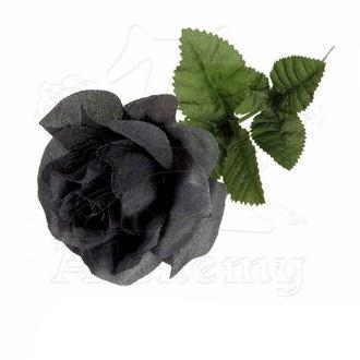 negru trandafir Negru Imitaţie trandafir, ALCHEMY GOTHIC