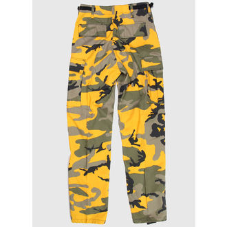 Pantaloni bărbătești US BDU - YELLOW-CAM, MMB