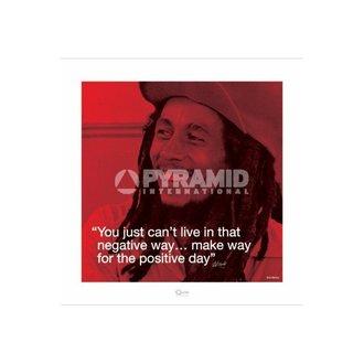 poster Bob Marley (Citez - Pozitiv Zi) - Pyramid Posters, PYRAMID POSTERS, Bob Marley