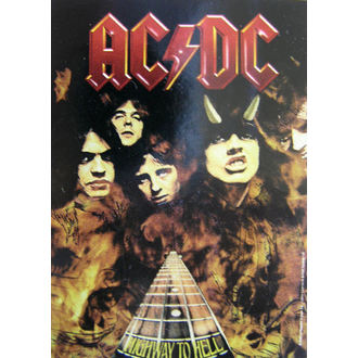 Steag AC-DC 'Highway To Hell'HFL 746, HEART ROCK, AC-DC