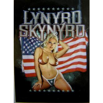 steag Lynyrd Skynyrd - american Steag, HEART ROCK, Lynyrd Skynyrd