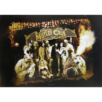 steag Motley Crue - Festival Circ, HEART ROCK, Mötley Crüe