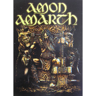 Steag Amon Amarth HFL 1027, HEART ROCK, Amon Amarth
