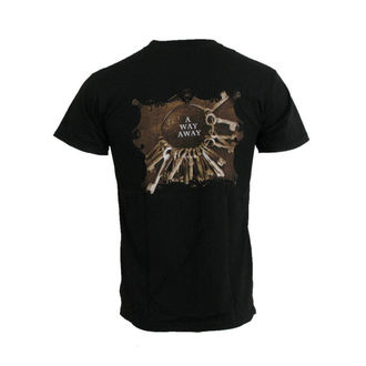 tricou stil metal bărbați Indica NUCLEAR BLAST A Way Away, NUCLEAR BLAST, Indica