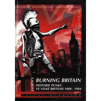 carte Ardere Marea Britanie, Punk