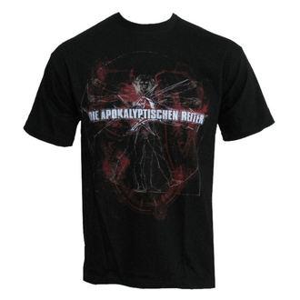 tricou stil metal bărbați Die Apokalyptischen Reiter - NUCLEAR BLAST - NUCLEAR BLAST, NUCLEAR BLAST, Die Apokalyptischen Reiter