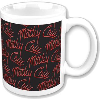 Ceașcă Mötley Crue - Logos, ROCK OFF, Mötley Crüe